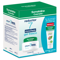 Somatoline Pack Reductor Gel Fresco + Gel Natural de Regalo