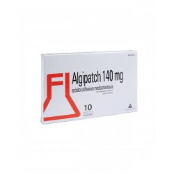 ANGELINI Algipatch 140mg 10 Apósitos Adhesivos