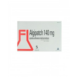 ANGELINI Algipatch 140mg 5 Apósitos Adhesivos