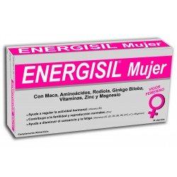 Energisil Mujer 30 Cápsulas