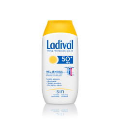 Ladival Pieles Sensibles o Alérgicas SPF50+ 200ml