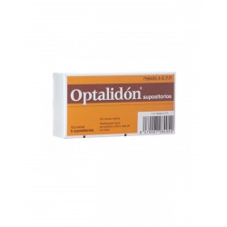 OPTALIDÓN 500/75MG 6 Supositorios