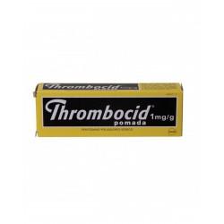 THROMBOCID 1MG/G Pomada 60G