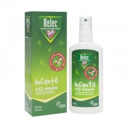 Relec Infantil Repelente Mosquitos +12Meses 100ML