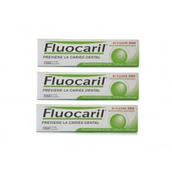 FLUOCARIL Bi-Fluoré 3x125ML