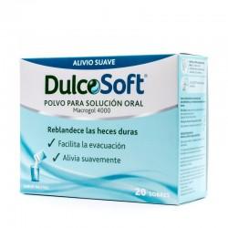 DulcoSoft Polvo Solución Oral 20 sobres