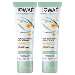 Jowaé Duo Crema Nutritiva Manos y Uñas 2x50ML