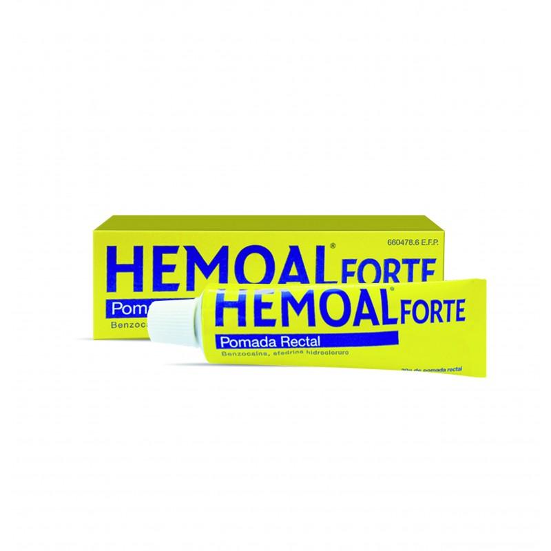HEMOAL Forte Pomada Rectal 30G