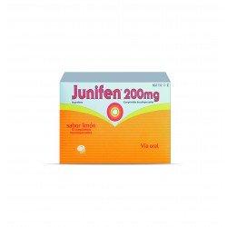 Junifen Sabor Limón 200MG