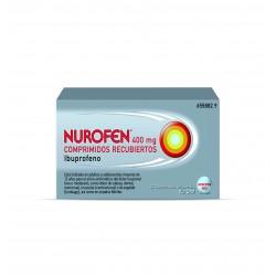NUROFEN 400MG 12 Comprimidos Recubiertos