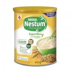 NESTLE Nestum Superfibra 5 Cereales 650G
