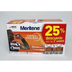MERITENE Drink Chocolate 4x125 ml. Pack Ahorro 2ªUd 25% Dto.