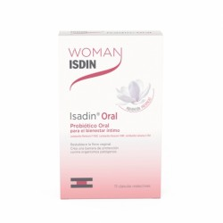 Isdin Woman Isadin Oral 15 capsulas