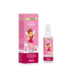 NOSA Attack Locion Antipiojos 5% Dimeticona aroma Fresa 100ml