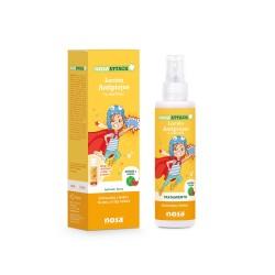 Nosa Loción Antipiojos 1% Piretrina aroma Sandia 150ml