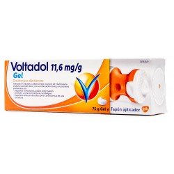 VOLTADOL 11'6mg/g Gel con Aplicador 75gr