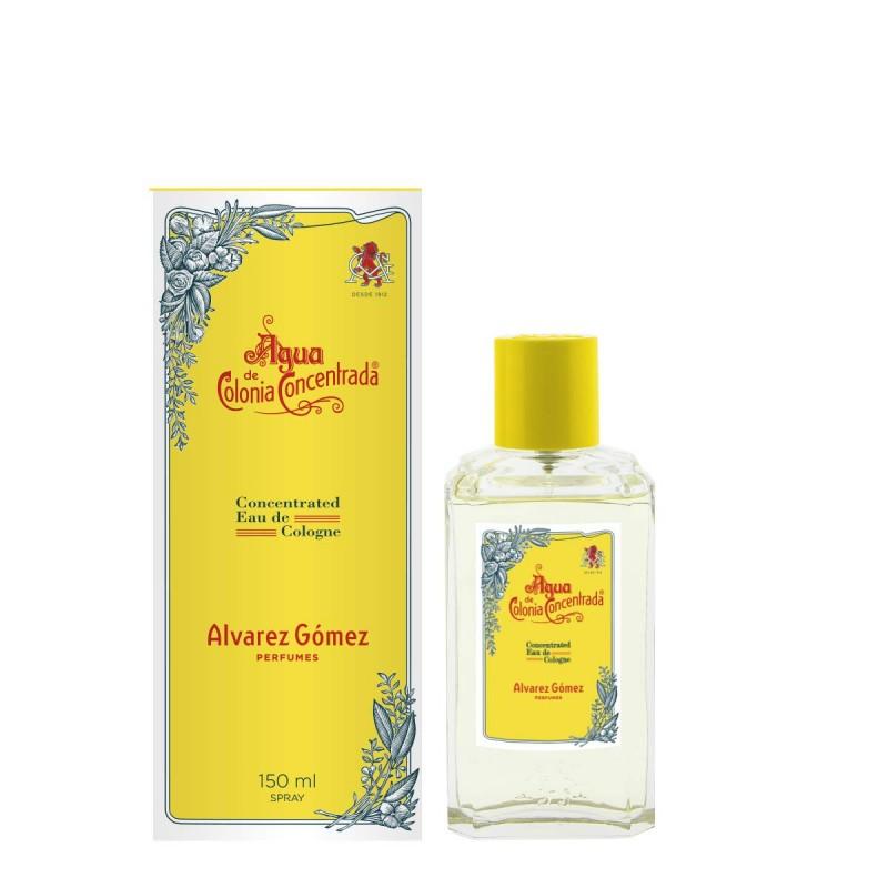 Alvarez Gomez Agua de Colonia concentrada Spray 150ml