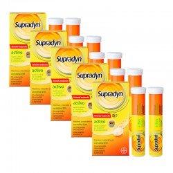 SUPRADYN Activo 150 Comprimidos Efervescentes