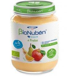 BioNubén Ecopuré 4 Frutas...