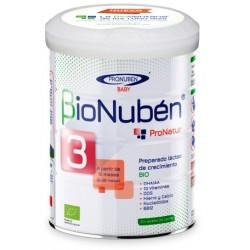 BioNuben ProNatur 3 Leche de Crecimiento 800gr