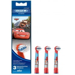 "ORAL-B Stages Power Infantil ""Cars"" 3 Recambios"