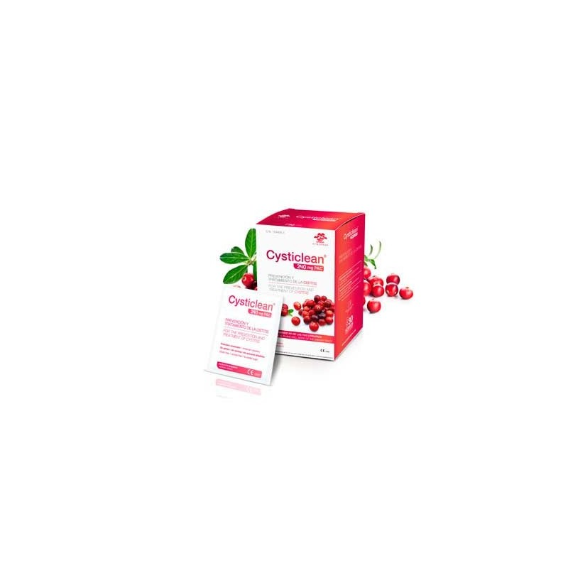CYSTICLEAN 240mg PAC 30 Sobres