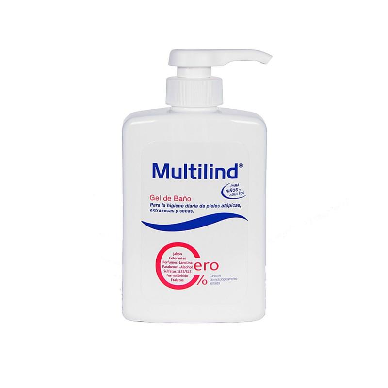 Multilind gel de ba o 500ml comprar online farma2go - Gel de bano ...
