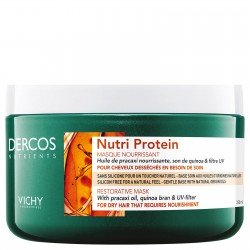VICHY Dercos Nutrients Mascarilla Nutri Protein 250ml