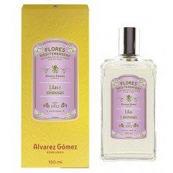Alvarez Gomez Colonia Flores Mediterraneas Lilas y Mimosas 150ml