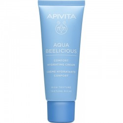 Apivita Aqua Beelicious Crema Hidratante Confort Rica 40ml
