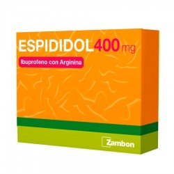 Espididol 400mg 20 Sobres Granulados sabor menta