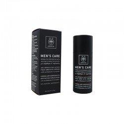 Apivita Men's Care Crema Antiarrugas y Antifatiga con Cardamomo y Propoleo 50ml