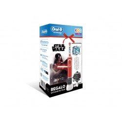 ORAL-B Star Wars Stages Cepillo Electrico+Estuche de REGALO