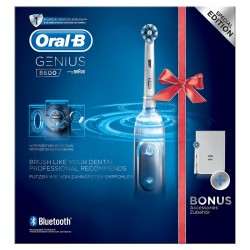 Oral-B 8600 Genius Cepillo de Dientes Electrico + Accesorios