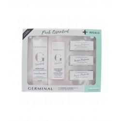 GERMINAL Pack Essential Hidraplus Y Contorno de Ojos+Accion Profunda Ampollas de REGALO