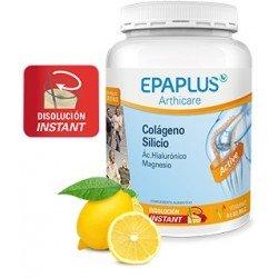 EPAPLUS Colageno + Hialuronico + Magnesio Limon 334G