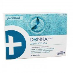 DONNA PLUS+ MenoCimicifuga 60 Comprimidos