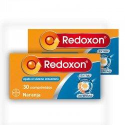 Redoxon Extra Defensas Duplo 2x30 Comprimidos