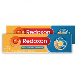REDOXON Extra Defensas Duplo 2x15 Comprimidos Efervescentes