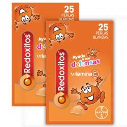 REDOXITOS Duplo 2x25 Perlas