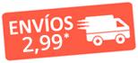 Envíos gratis en compras superiores a 65€