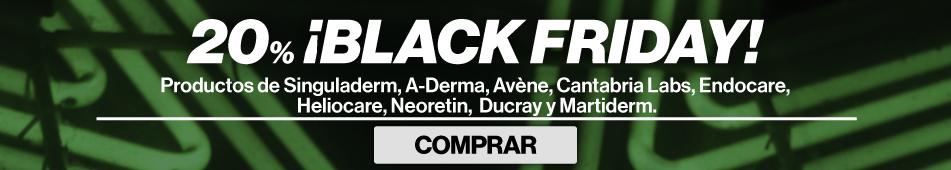 Descuentos 20% black friday