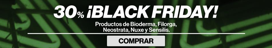 Descuento 30% Black Friday