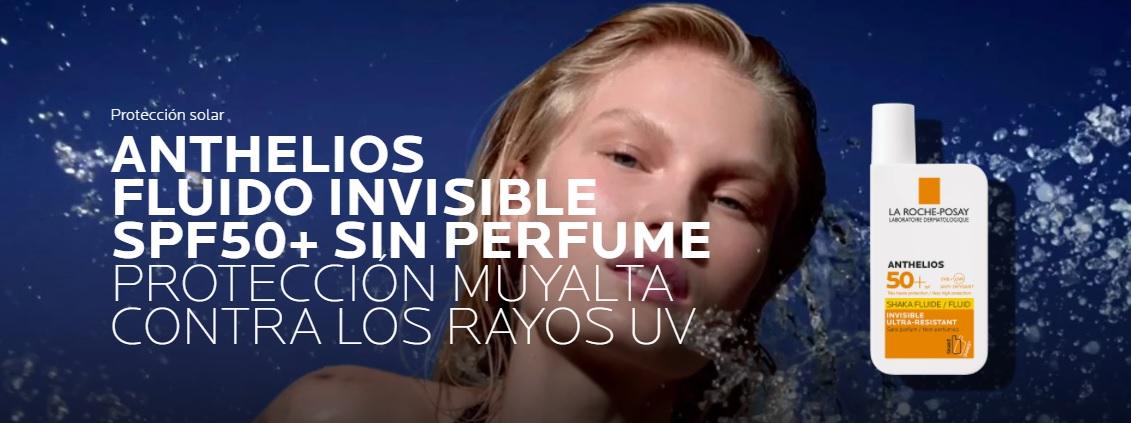 ANTHELIOS Shaka Fluido Invisible SPF 50+ (50ml) LA ROCHE POSAY