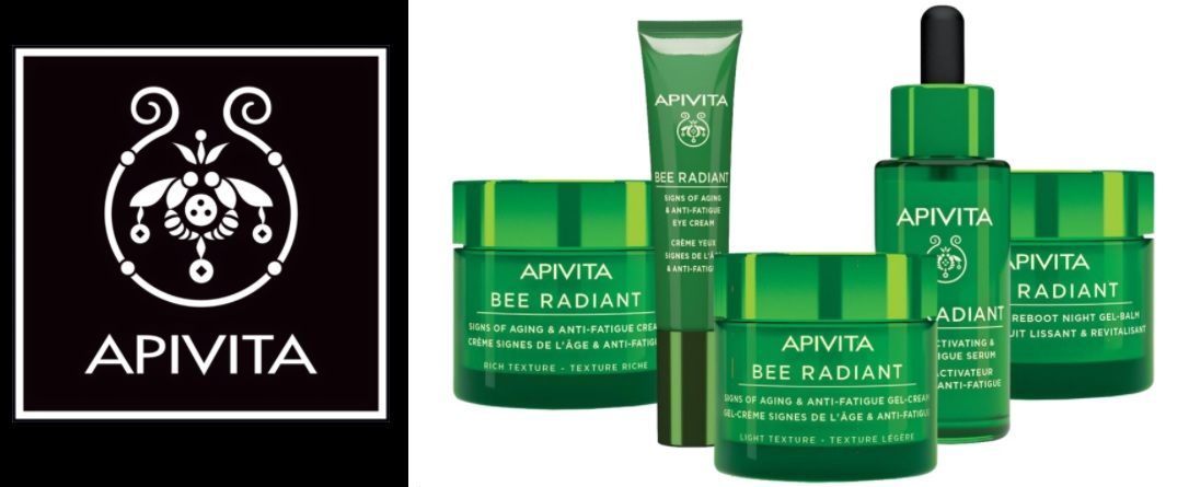Apivita Bee Radiant Luminosidad y Antifatiga