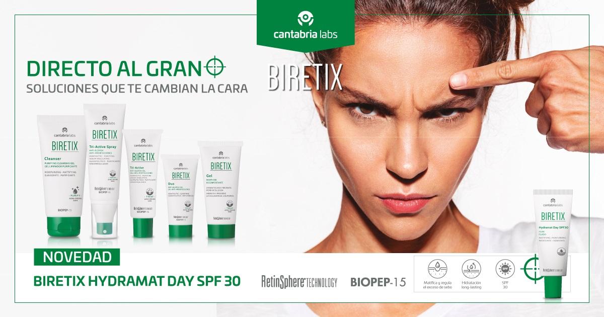 Biretix Tri Active Gel Anti Imperfecciones