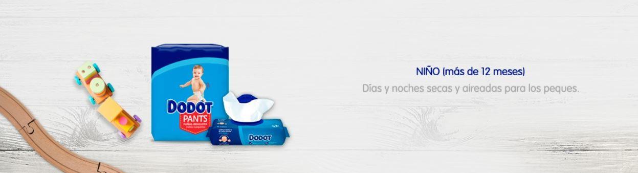 Dodot Banner +12 Meses