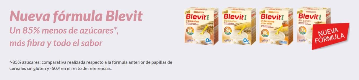 BLEVIT Cereales Papilla