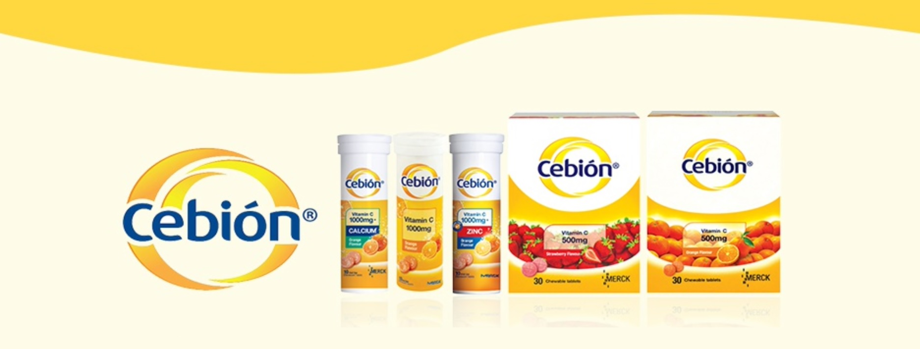 Cebion Vitamina C 1000mg