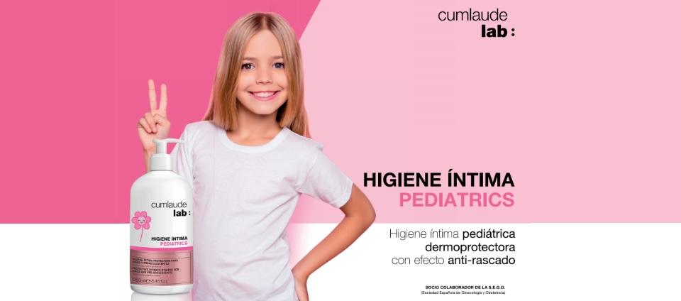 Cumlaude Lab Pediatrics Gel Higiene Íntima en Farma2go